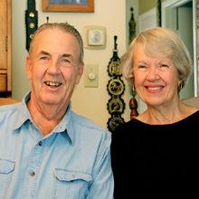 Barbara and John Clark